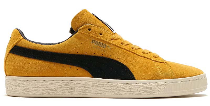 PUMA SUEDE CLASSIC ARCHIVE [MINERAL YELLOW] 365587-03