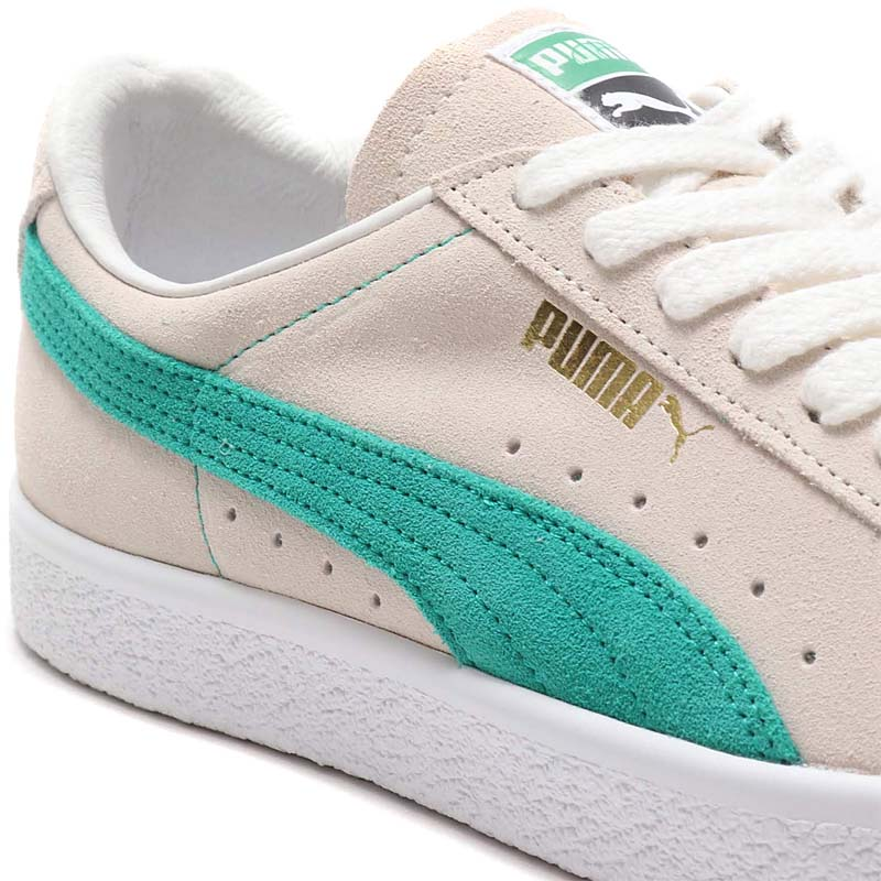 Puma SUEDE 90681 [WHISPER WHITE] 365942-06