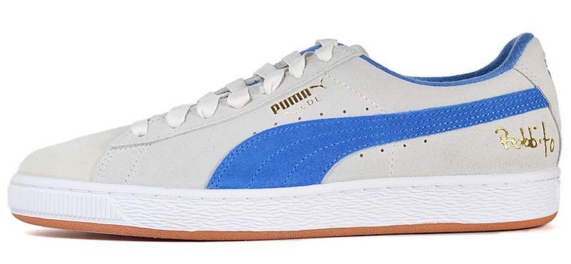 Puma x BOBBITO SUEDE CLASSIC [PUMA WHITE/PUMA ROYAL] 366336-02