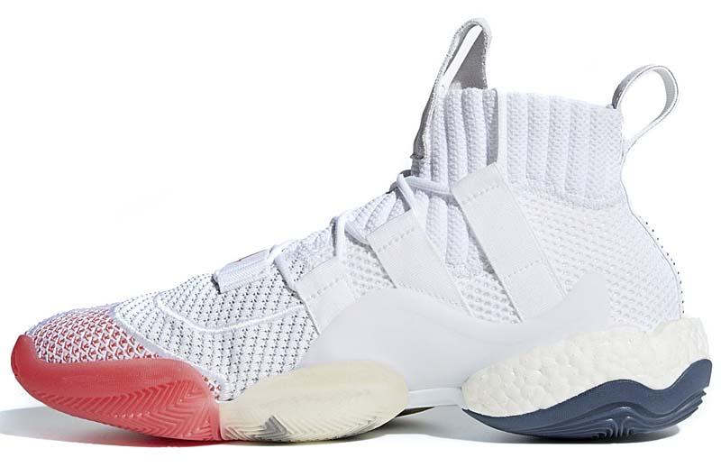 adidas Originals CRAZY BYW LVL X [Running White / College Navy / Bright Red] b42246 アディダス オリジナルス クレイジー BYM LVL X 「ホワイト/レッド/ネイビー」