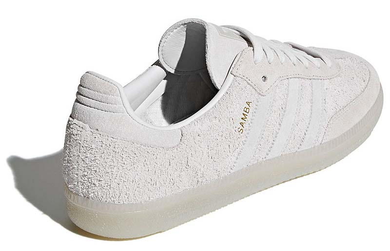 adidas Originals SAMBA OG [CRYSTAL WHITE / CRYSTAL WHITE / CHALK PEARL] b96323 アディダス オリジナルス サンバ OG 「クリスタルホワイト/チョークパール」