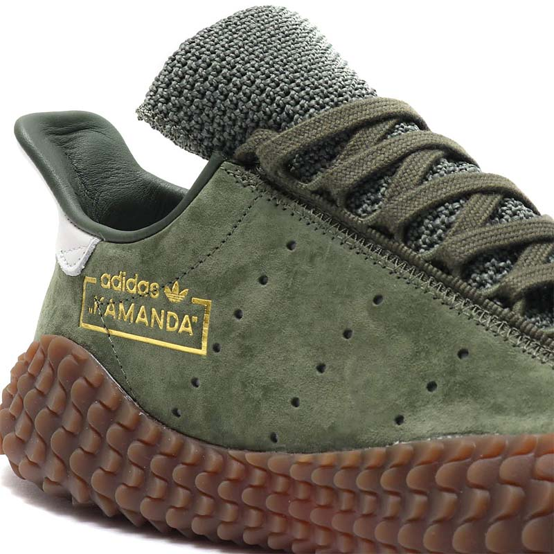 adidas Originals KAMANDA 01 [BASE GREEN / BASE GREEN / CRYSTAL WHITE] b96521 アディダス オリジナルス カマンダ01 「グリーン/ガム」