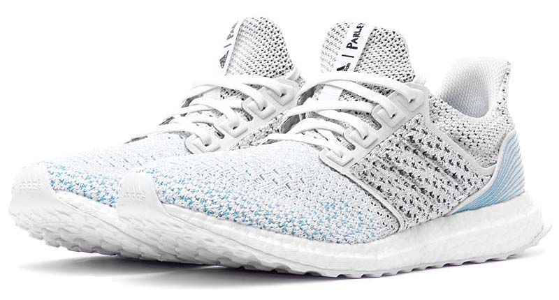 adidas UltraBOOST Parley LTD [RUNNING WHITE / BLUE SPIRIT] bb7076