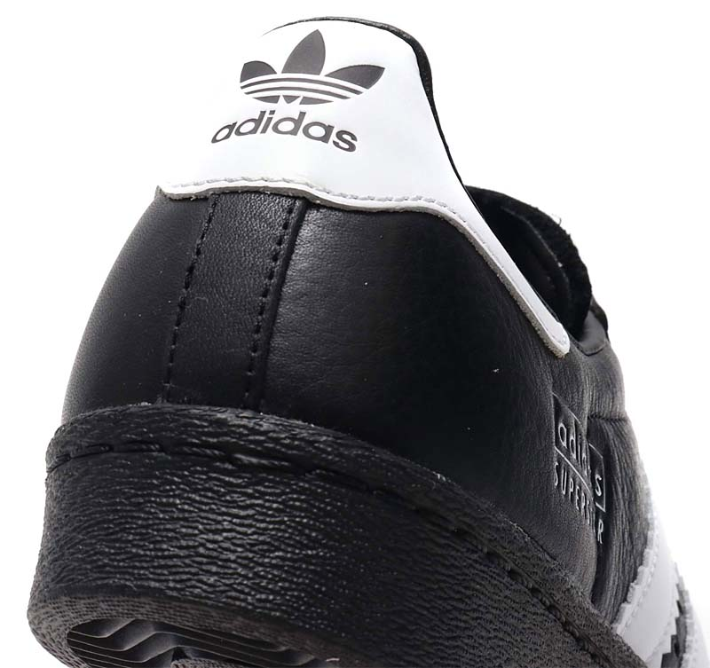 adidas Originals SUPERSTAR 80s [CORE BLACK / RUNNING WHITE / CORE BLACK] bd7363 アディダス オリジナルス スーパースター 80s 「ブラック/ホワイト」