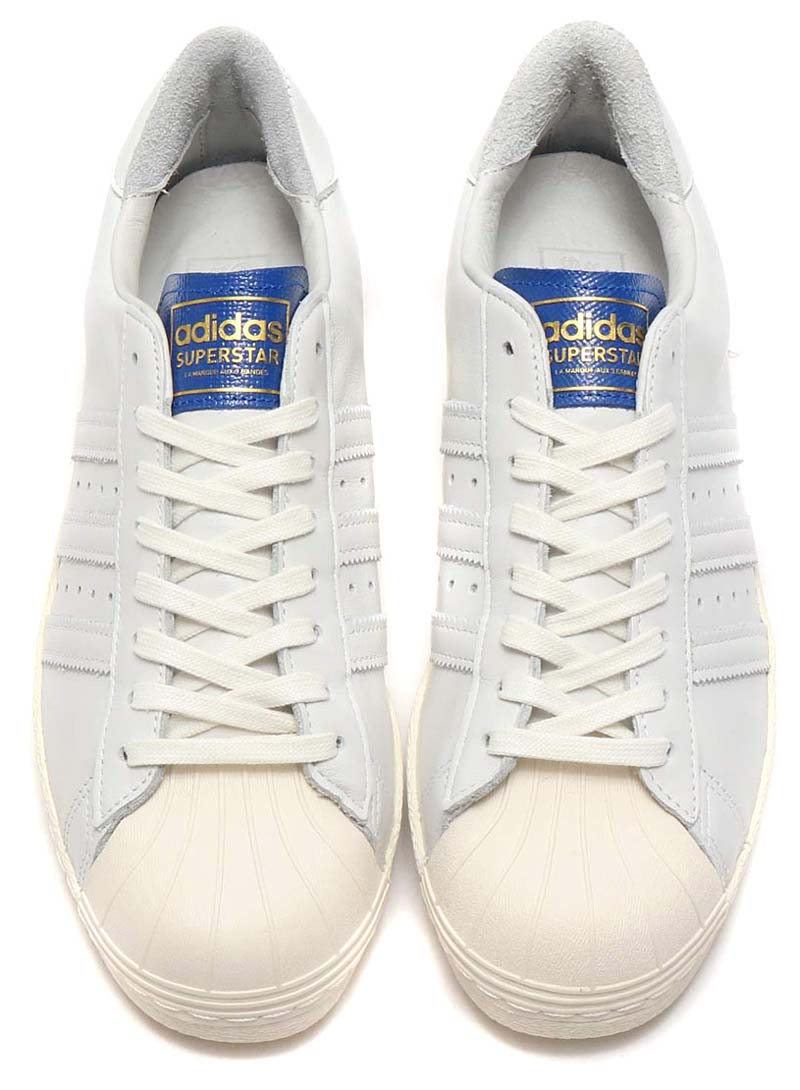adidas Originals SUPERSTAR BT [RUNNING WHITE / RUNNING WHITE / COLLEGE ROYAL] bd7602 アディダス オリジナルス スーパースター BT 「ホワイト/ブルー」