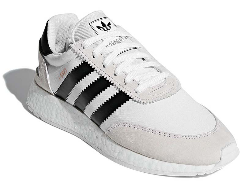 adidas Originals INIKIRUNNER I-5923 [RUNNING WHITE / CORE BLACK / RIGHT COPPER METT] cq2489