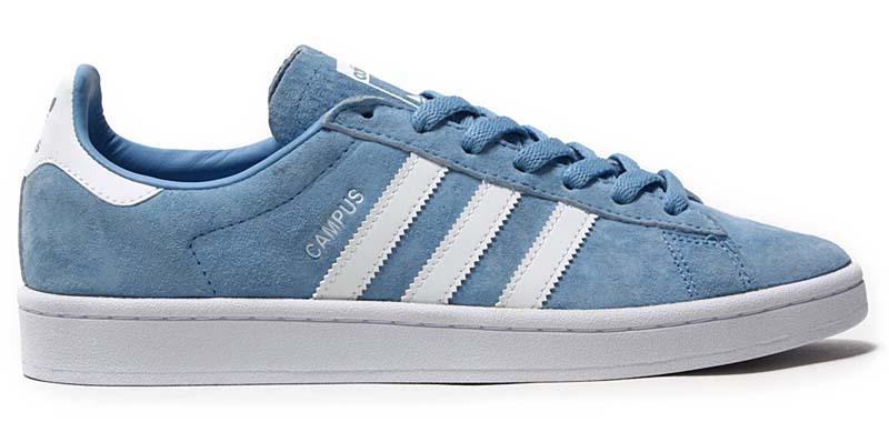 adidas Originals CAMPUS [ASH BLUE / FTWR WHITE] db0983
