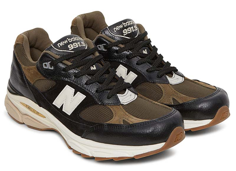 "new balance M9919 CV ""CAVIAR & VODKA PACK"" [BLACK] M9919"