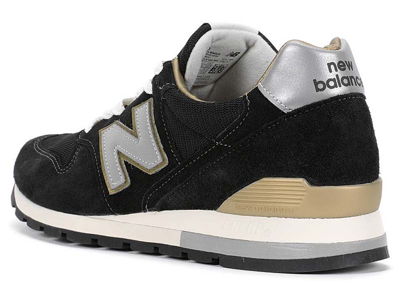 new balance ML996EK 30th Anniversary [BLACK/GOLD] ML996