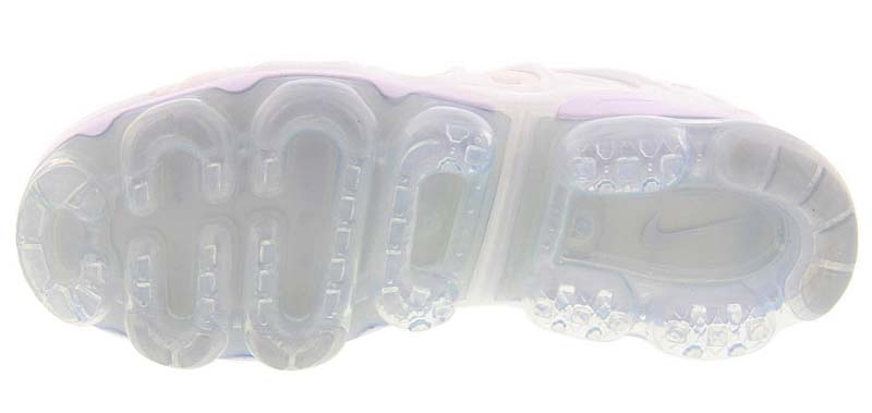 NIKE AIR VAPORMAX PLUS [WHITE / WHITE-PURE PLATINUM] 924453-100