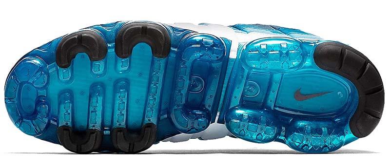 NIKE AIR VAPORMAX 95 [WHITE / NEW GREEN-FRENCH BLUE-LAKE BLUE-OBSIDIAN] AJ7292-100 ナイキ エア ヴェイパーマックス 95 「ホワイト/フレンチブルー」