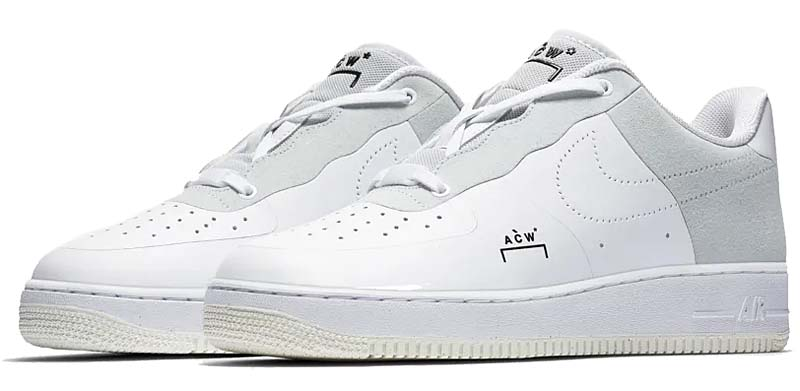 A-COLD-WALL* x NIKE AIR FORCE 1 LOW [WHITE] BQ6924-100