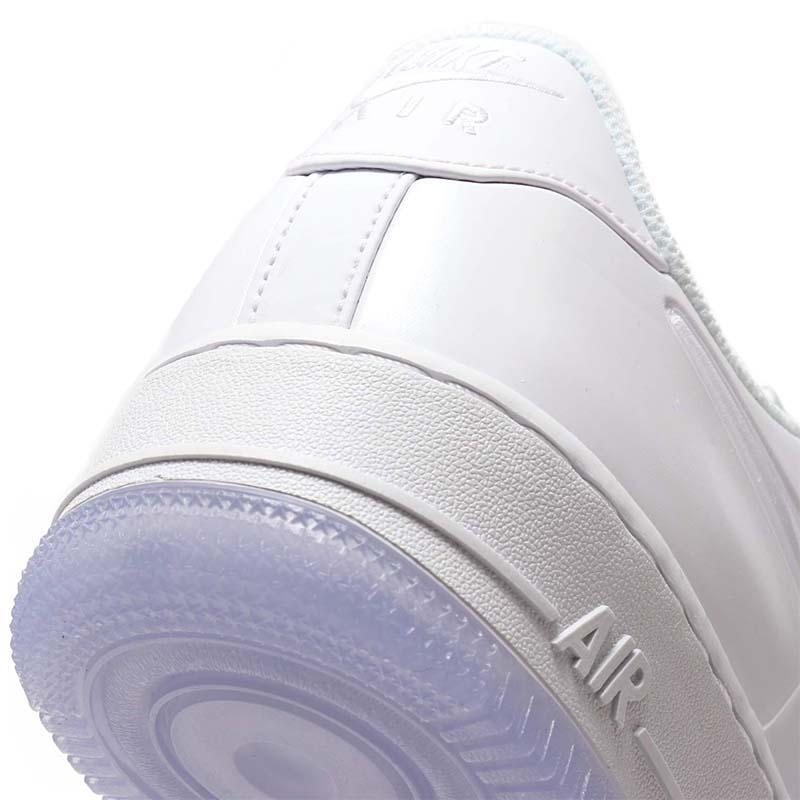 NIKE AF1 FOAMPOSITE PRO CUP [WHITE / WHITE-WHITE] aj3664-100