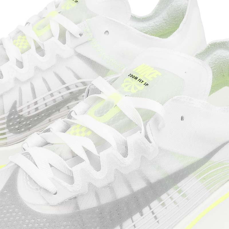 NIKE ZOOM FLY SP [WHITE / VOLT GLOW / SUMMIT WHITE] aj9282-107 ナイキ ズーム フライ SP 「ホワイト/ボルトイエロー」