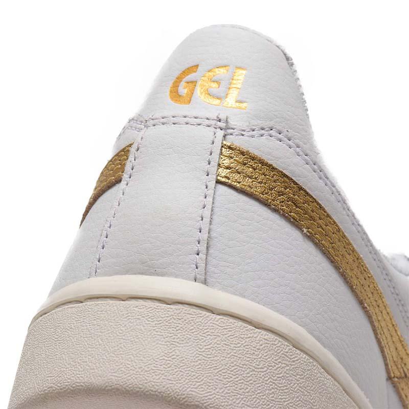 ASICSTIGER GEL-PTG WHITE / RICH GOLD 1191a280-100 アシックスタイガー ゲルポイントゲッター