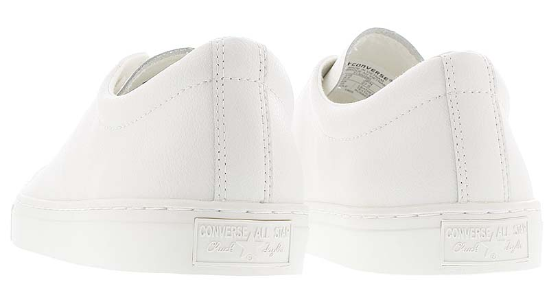CONVERSE ALL STAR COUPE LEATHER OX [WHITE] 31300290