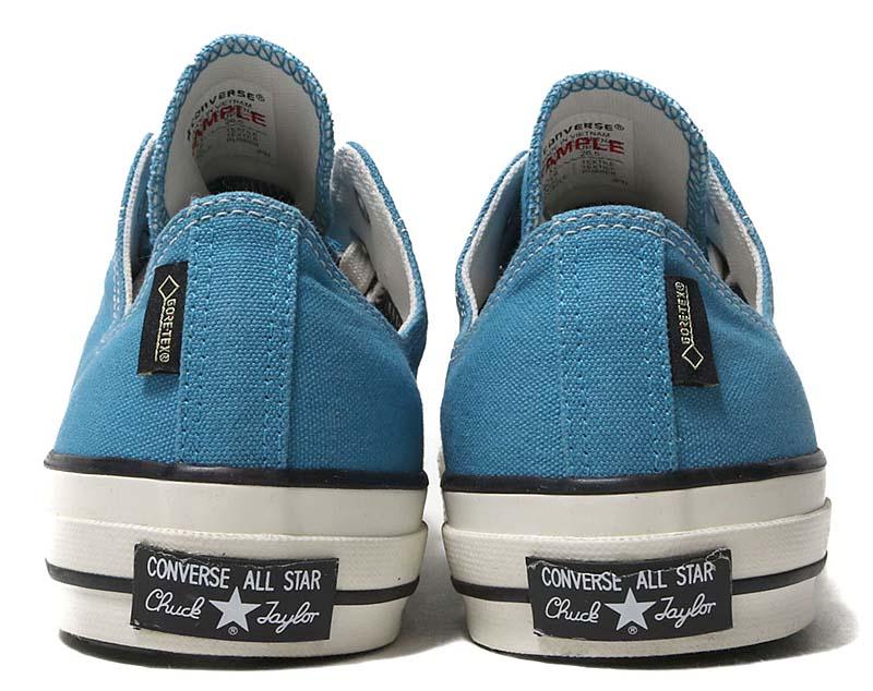 CONVERSE ALL STAR 100 GORE-TEX OX [BLUE] 32169366