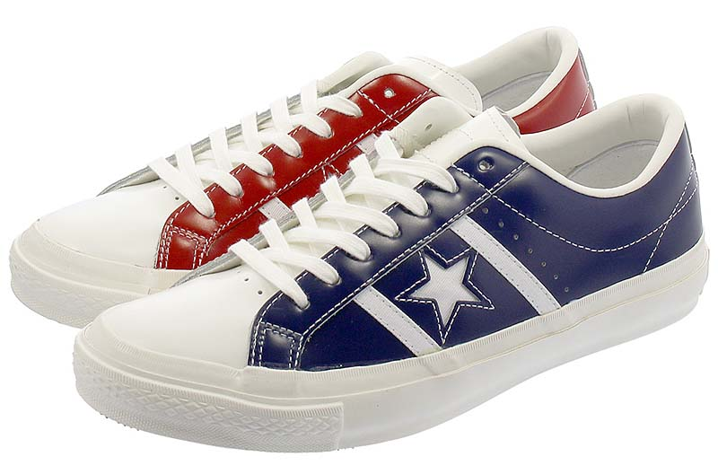 CONVERSE STAR & BARS LEATHER BB [MULTI] 32340490