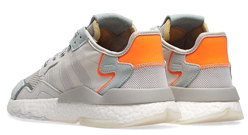 adidas Originals NITE JOGGER BD7956 アディダス オリジナルス ナイト ジョガー 「ホワイト/グレー/オレンジ/グリーン」