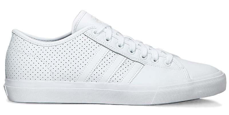 adidas ORIGINALS SKATEBOARDING MATCHCOURT RX [RUNNING WHITE / SOLID GRAY / GUM] DB3555 アディダス オリジナルス スケートボーディング マッチコート RX 「ホワイト」