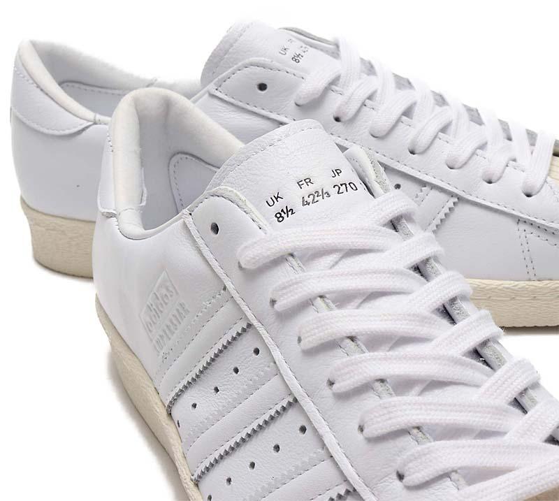 adidas Originals SUPERSTAR 80s RECON RUNNING WHITE / RUNNING WHITE / OFF WHITE EE7392 アディダス オリジナルス スーパースター 80s リーコン 「ホワイト」