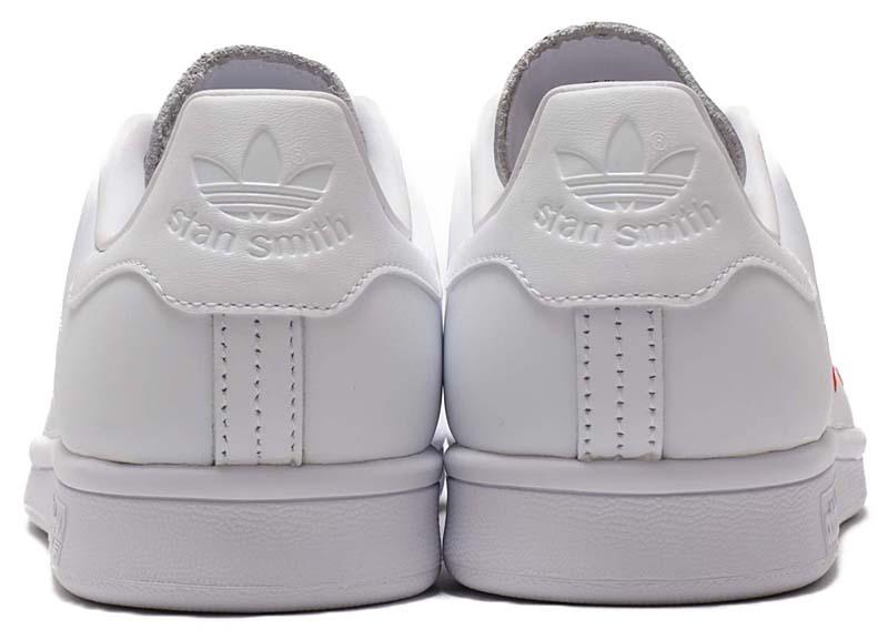 adidas STAN SMITH RUNNING WHITE / CORE BLACK / SCARLET EG5811 アディダス スタンスミス ホワイト/レッド/ブラック