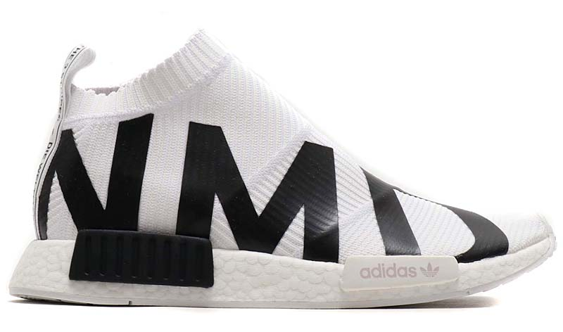 adidas NMD_CS1 PK [CLOUD WHITE / CLOUD WHITE / CORE BLACK] EG7538 アディダス NMD CS1 PK 「ホワイト/ブラック」