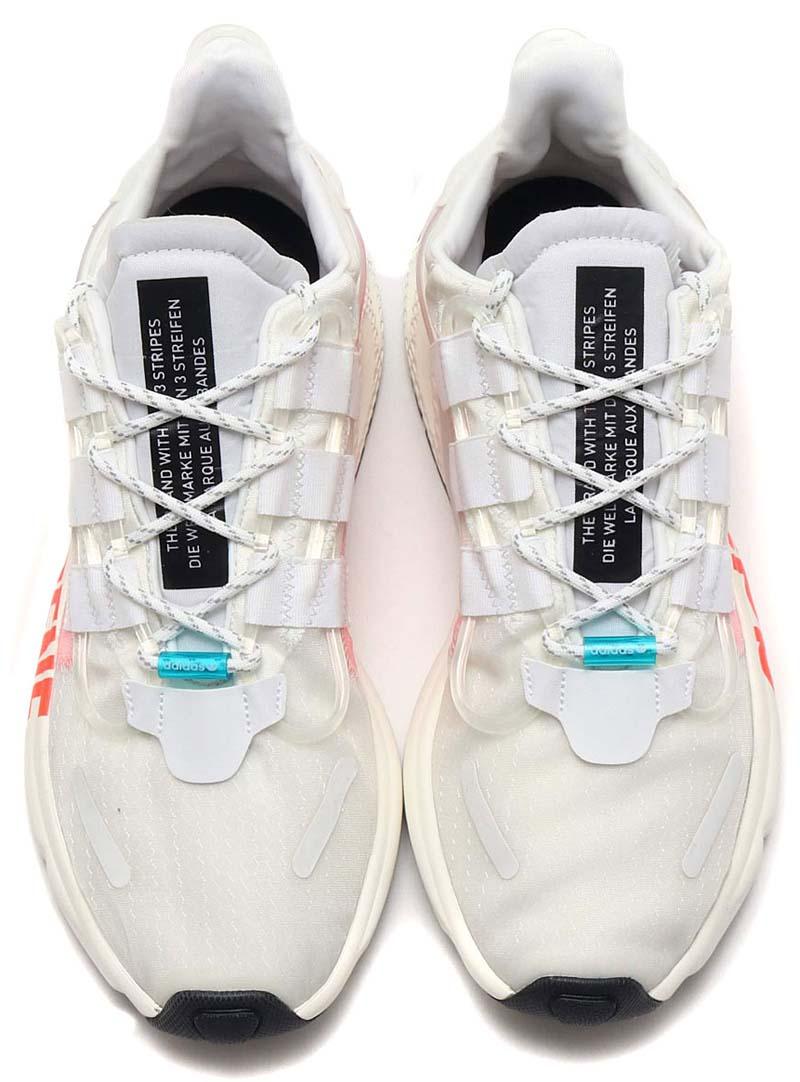 adidas Originals LXCON RUNNING WHITE / CRYSTAL WHITE / SOLAR RED EH0248 アディダス オリジナルス レキシコン ホワイト/レッド