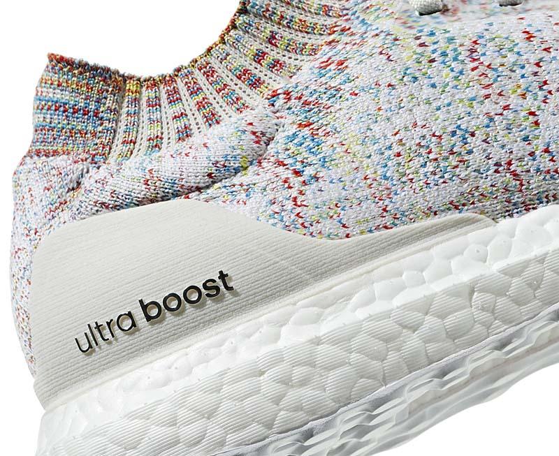 adidas ULTRA BOOST UNCAGED  RAW WHITE   CLOUD WHITE   SHOCK CYAN  b37691  アディダス 65a5aeb38