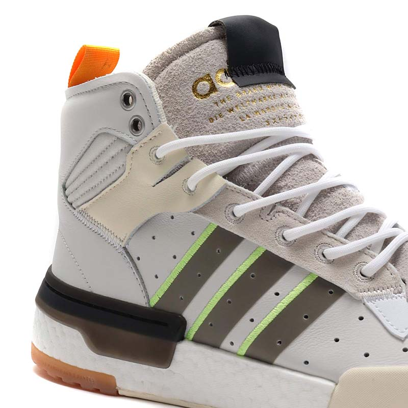 adidas RIVLRY RM [CRYSTAL WHITE /RUNNING WHITE / CREAM WHITE] f34142 アディダス ライバルリー RM 「ホワイト/ブラウン」