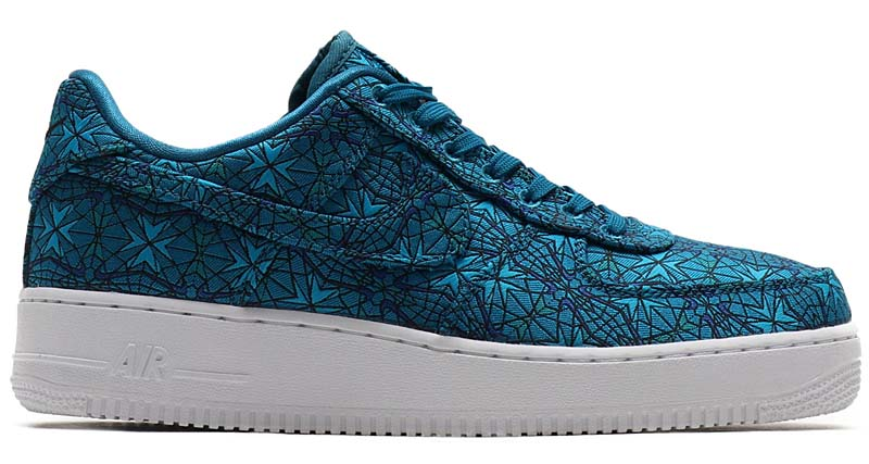 NIKE AIR FORCE 1 07 PRM 3 [GRN ABYSS / INDG FRC-LT BL FRY-S] AT4144-300 ナイキ エアフォース1 07 プレミアム 3 「ブルー」