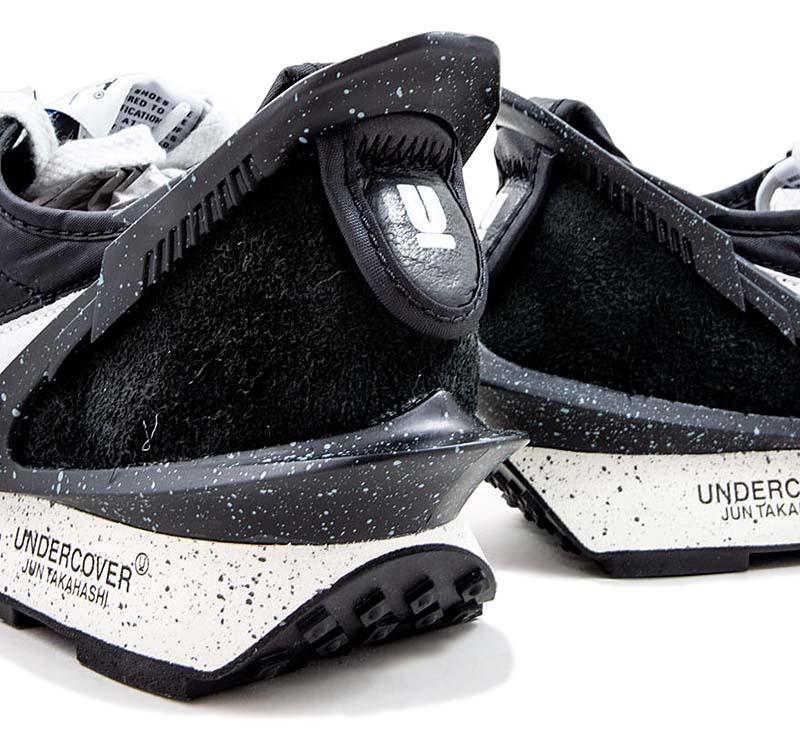 UNDERCOVER x NIKE DAYBREAK BLACK / WHITE BV4594-001 アンダーカバー × ナイキ デイブレイク 「ブラック/ホワイト」