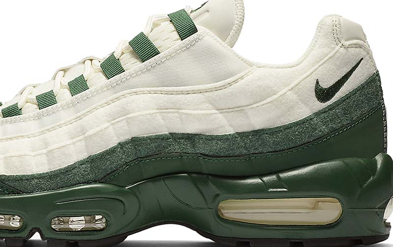 NIKE AIR MAX 95 [GREEN / SAIL] BV9205-300