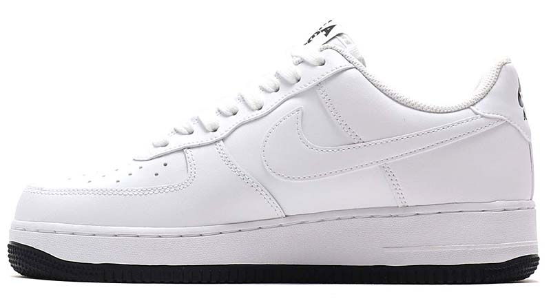 """NIKE AIR FORCE 1 07 LV8 ND """"HAVE A NIKE DAY."""" [WHITE / WHITE-BLACK] bq9044-100 ナイキ エアフォース1 07 LV8 ND HAVE A NIKE DAY. 「ホワイト」"""