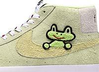 NIKE SB ZOOM BLAZER MID Frog Skateboards