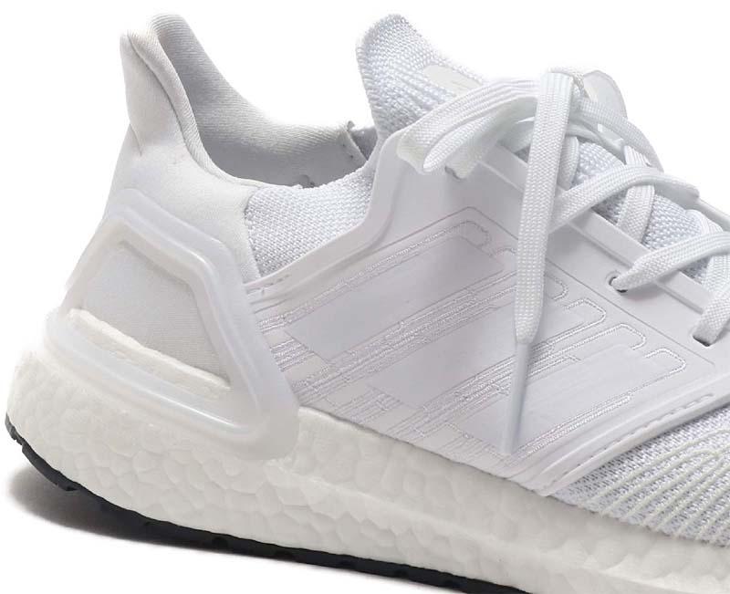 adidas ULTRABOOST 20 FOOTWEAR WHITE / FOOTWEAR WHITE / CORE BLACK EF1042 アディダス ウルトラブースト 20 ホワイト