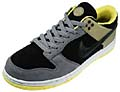 NIKE AIR ZOOM DUNKESTO [BLACK / SONIC YELLOW]