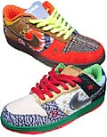 NIKE DUNK LOW PRO SB [WHAT THE DUNK !]