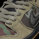 NIKE SB ZOOM DUNK LOW PRO [MEDIUM OLIVE/BLACK-GUM LIGHT BROWN] (854866-209)