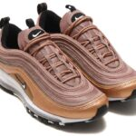 NIKE AIR MAX 97 [DESERT DUST / WHITE-MTLC RED BRONZE-BLACK] (921826-200)