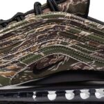 "NIKE AIR MAX 97 PREMIUM SE ""USA CAMO"" [MEDIUM OLIVE / BLACK / DESERT SAND] (aj2614-205)"