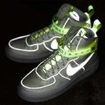 "MAGIC STICK x NIKE AIR FORCE 1 HIGH 07 QS ""VIP"" [WHITE / WHITE-VOLT-BLACK] (573967-101)"