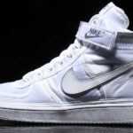 NIKE VANDAL HIGH SUPREME [WHITE / WHITE] (318330-100)