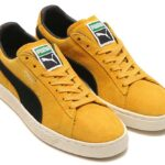PUMA SUEDE CLASSIC ARCHIVE [MINERAL YELLOW] (365587-03)