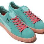 PUMA CLYDE SOUTHBEACH [BISCAY GREEN] (367708-01)