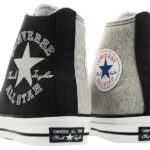 CONVERSE ALL STAR 100 COMBISWEAT HI [BLACK / GREY] (32962277)