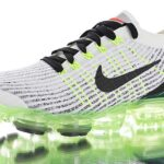 NIKE AIR VAPORMAX FLYKNIT 3.0 [PURE PLATINUM / BLACK-VOLT-BRIGHT CRIMSON] (AJ6900-100)