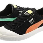 PUMA x DIAMOND SUPPLY CLYDE [BLACK / DIAMOND BLUE] (369397-02)
