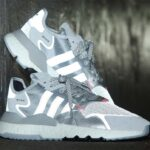 adidas Originals NITE JOGGER [SILVER MET / LGH SOLID GREY / CORE BLACK] (EE5851)