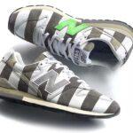ミタスニーカーズ × ニューバランス CM996 MIG 「グレー/ホワイト」
